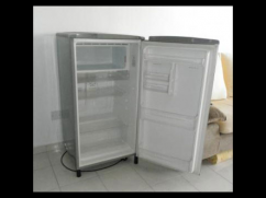 Fridge With 185L Capacity Available