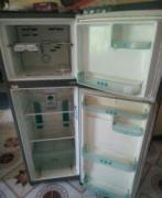 Double Door Branded Fridge Available