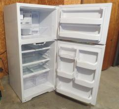 Used Double Door Refrigerator Available