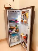 Gently used single door refrigerator for Sale