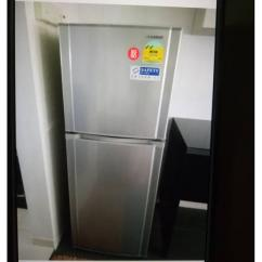 Double Door Fridge Available