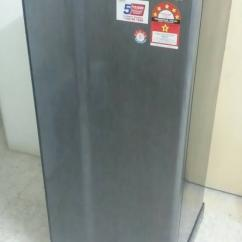 Single door rarely used fridge