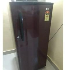 LG 190 ltr 5 star Single door fridge