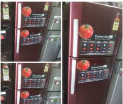 Used Lg Refrigerator for sale in Santacruz West, Mumbai, Maharashtra