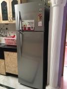 360 L LG Double Door refrigerator
