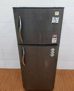 Excellent working condition double door refrigerator