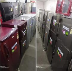 With 5 year warranty 190 liter single door fridge