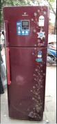 Videocon 350 litar double door fridge