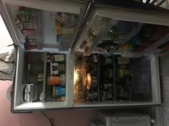Samsung refrigerator double door 400 ltrs