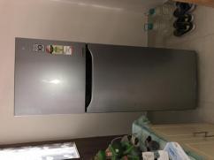 LG 3 star 255 liter double door Refrigerator