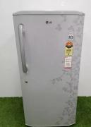 Lg silver 190ltr single door refrigerator