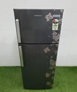 Kelvinator grey refrigerator