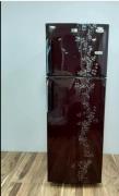 Videocon red flower model 260 liters double door refrigerator