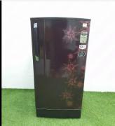 Godrej 4 star rating flower model 190 liters single door refrigerator