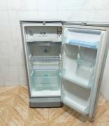 Samsung single door silver colour refrigerator