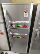 250 liter double door fridge available