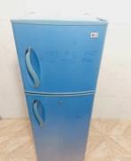 LG double door 240ltrs blue colour Refrigerator