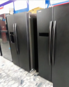 BRAND NEW TOSHIBA 587 LTR SIDE BY SIDE REFRIGERATOR FACTORY