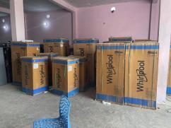 Brand New Whirlpool Refrigerator (Open Box)