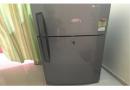 Used Lg Grey Double Door 260 L Fridge