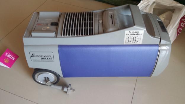 Euroclean Bullet Vacuum Cleaner for sale