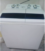 LG semi automatic 6.2kg washing machine