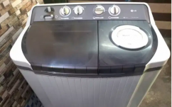Washing machine LG 7.0kg like new condition full all functions