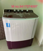 Voltas Bexo Semi automatic washing machine
