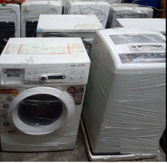 Branded washing and sealed pack washing machine available