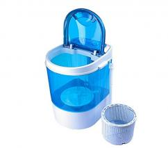 3 kg Portable Mini Washing Machine with Dryer Basket