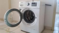 Used Samsung Front load washing machine