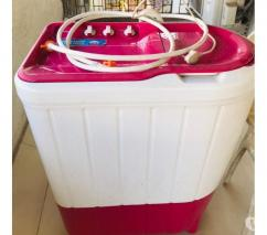 Whirlpool semi-automatic top load washing machine