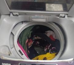 LG 6.2 Kg Fuzzy logic washing machine