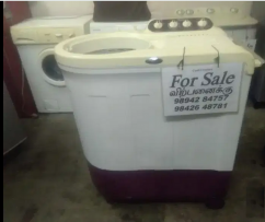Whirlpool washing machine for sale. 8.0 kg