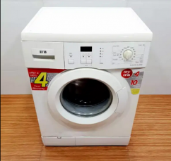 White IFB elite sx5.5kg front load washing machine