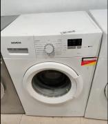 White wh siemens 6 kg FL washing machine