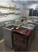 5500/- fully automatic washing Machine with 5 year warranty delivery