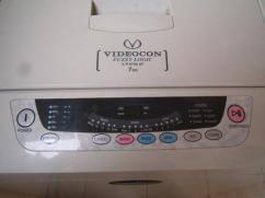 VIDEOCON Top Load 7KG Fully Automatic Washing machine