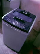 Samsung top load fully automatic washing machine properly working