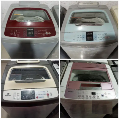 TOP LOAD FULLY AUTOMATIC WASHING MACHINE WITH 5 YEAR WARRANTY
