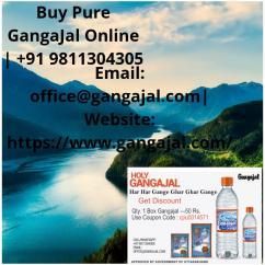Buy Holy GangaJal Online