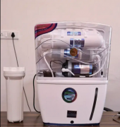 NEW MINERAL RO WATER PURIFEIR WITH 1 YEAR WARRANTY
