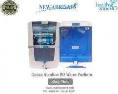 OOZZE Alkaline Water Purifiers