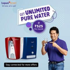 Smart RO Water Purifier For Home