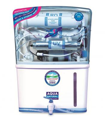 New aqua grand magnet ro  uv water purifier with free installation