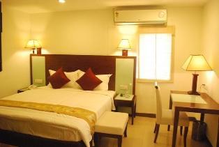 Lush Guest House near Filmnagar Club