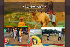 Nearest Holiday Destination From Delhi - Lohagarh Farms