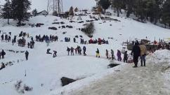 KUFRI,SOLANG VALLEY AND ROHTANG HOLIDAY TOUR 8Days/7Nights