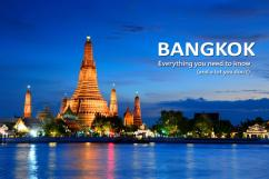 Krabi Phuket and Bangkok Land Tour Package for couples 8Days/7Nights