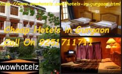 Hotels In Gurgaon Available In Affordable Price